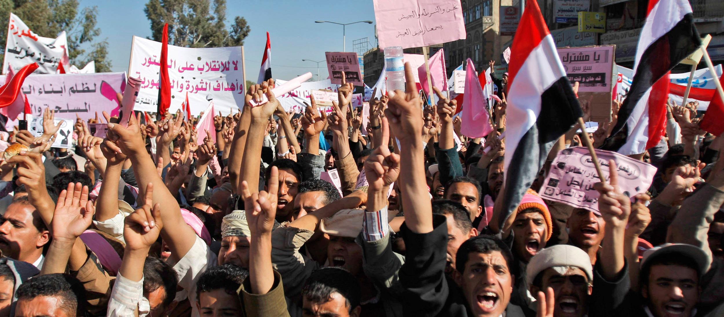 الانتفاضة الديمقراطية: نموذج لم يكتمل بعد (1)