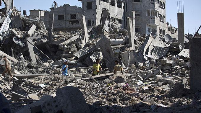 إعمار غزة بين انقسام فلسطيني وواقع صهيوني