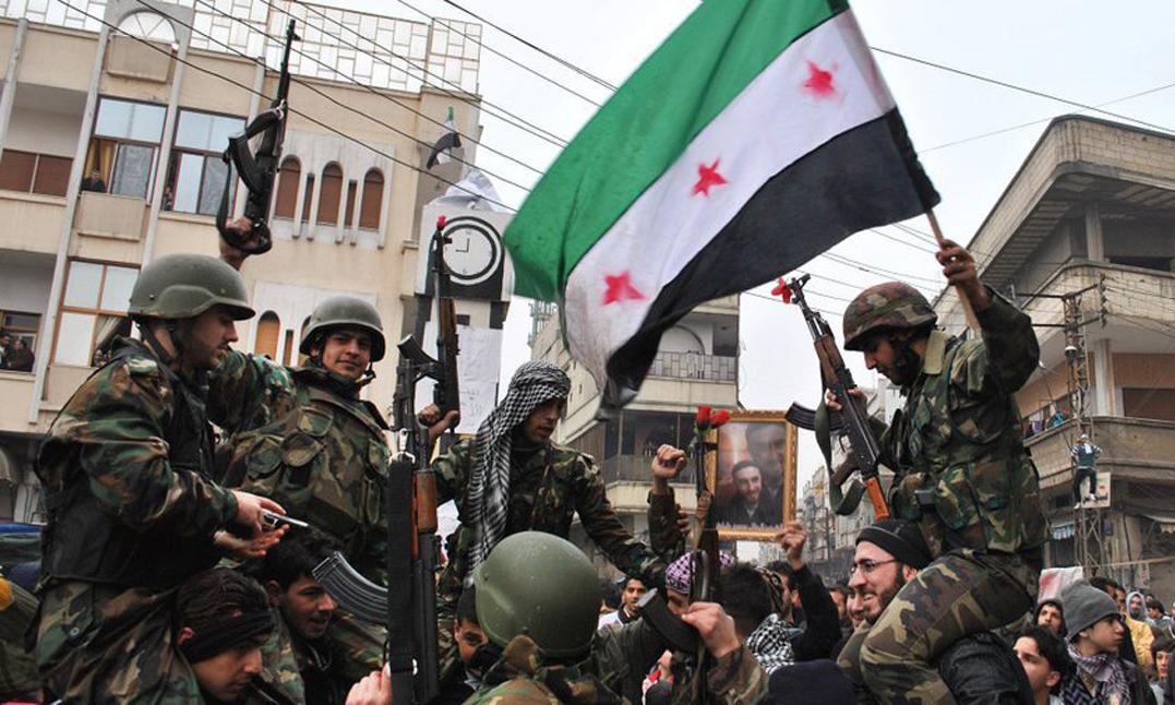 صناعة المؤدلج في الثورة السورية