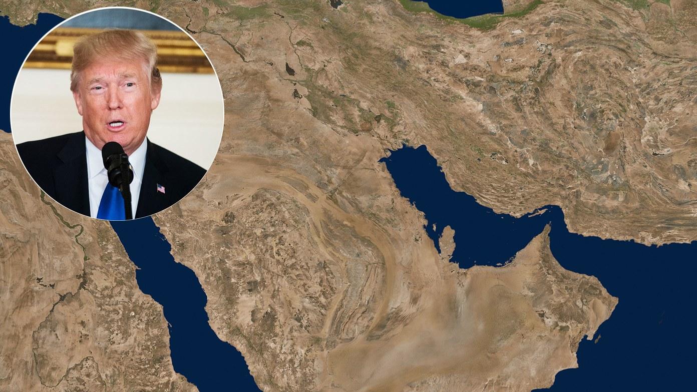7 نقاط عن ترامب وإيران وجيرانها