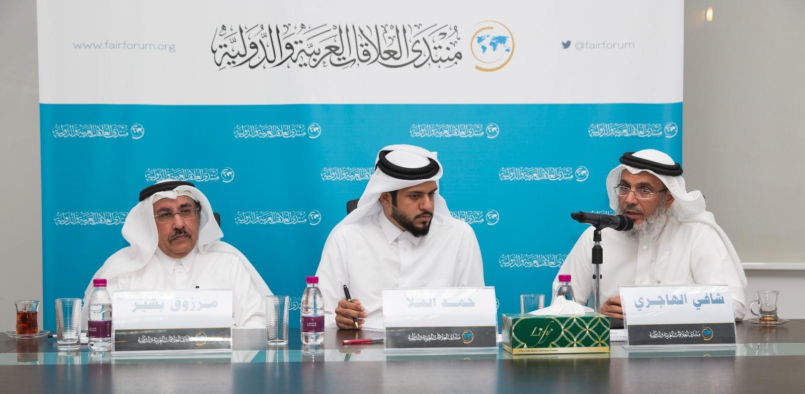 المسار الثقافي في قطر: تجربة مجلة الأمة والدوحة