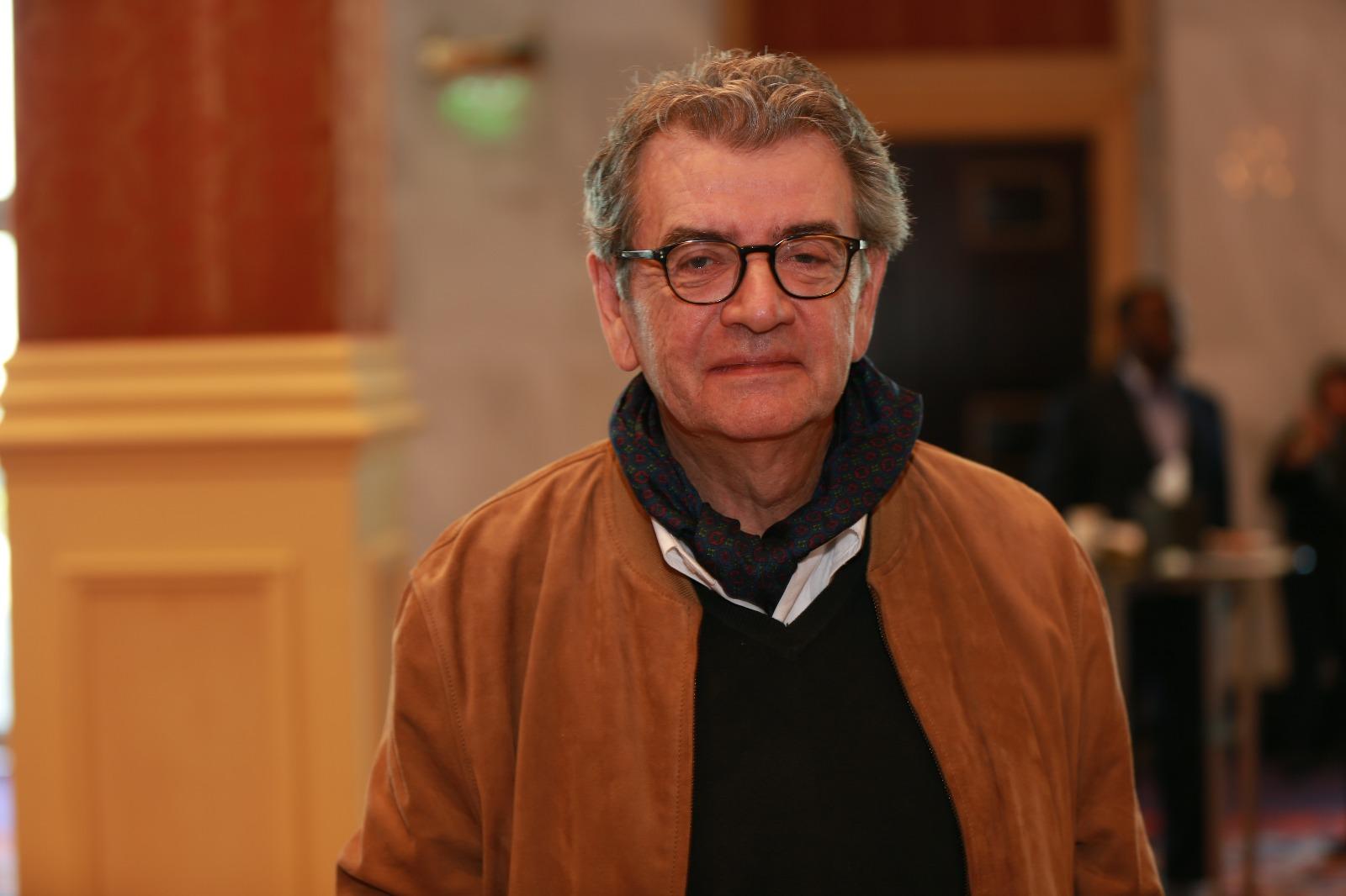 لقاء مع المترجم الفرنسي فيليب فيغرو