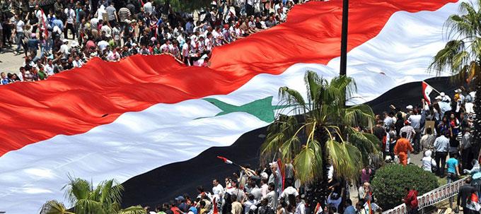 الثورة السورية والأحزاب