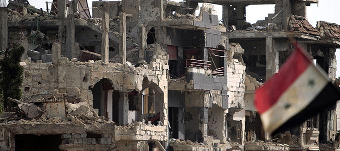 سوريا وإعادة البناء