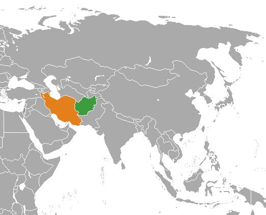 السياسة الإيرانية تجاه أفغانستان بعد الانسحاب الغربي