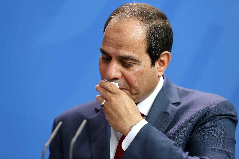 خراب مصر بعد الربيع العربي