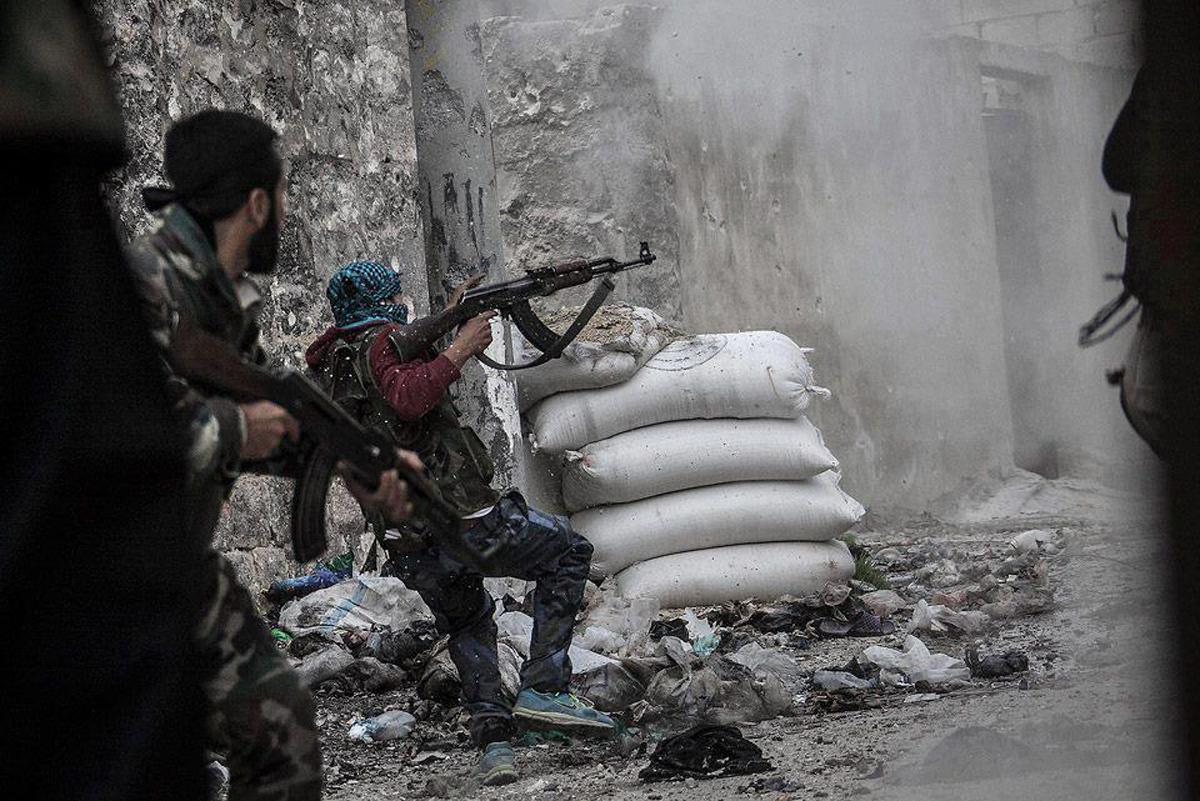 فصائل الثورة السورية في حلب: دروس في التشظي